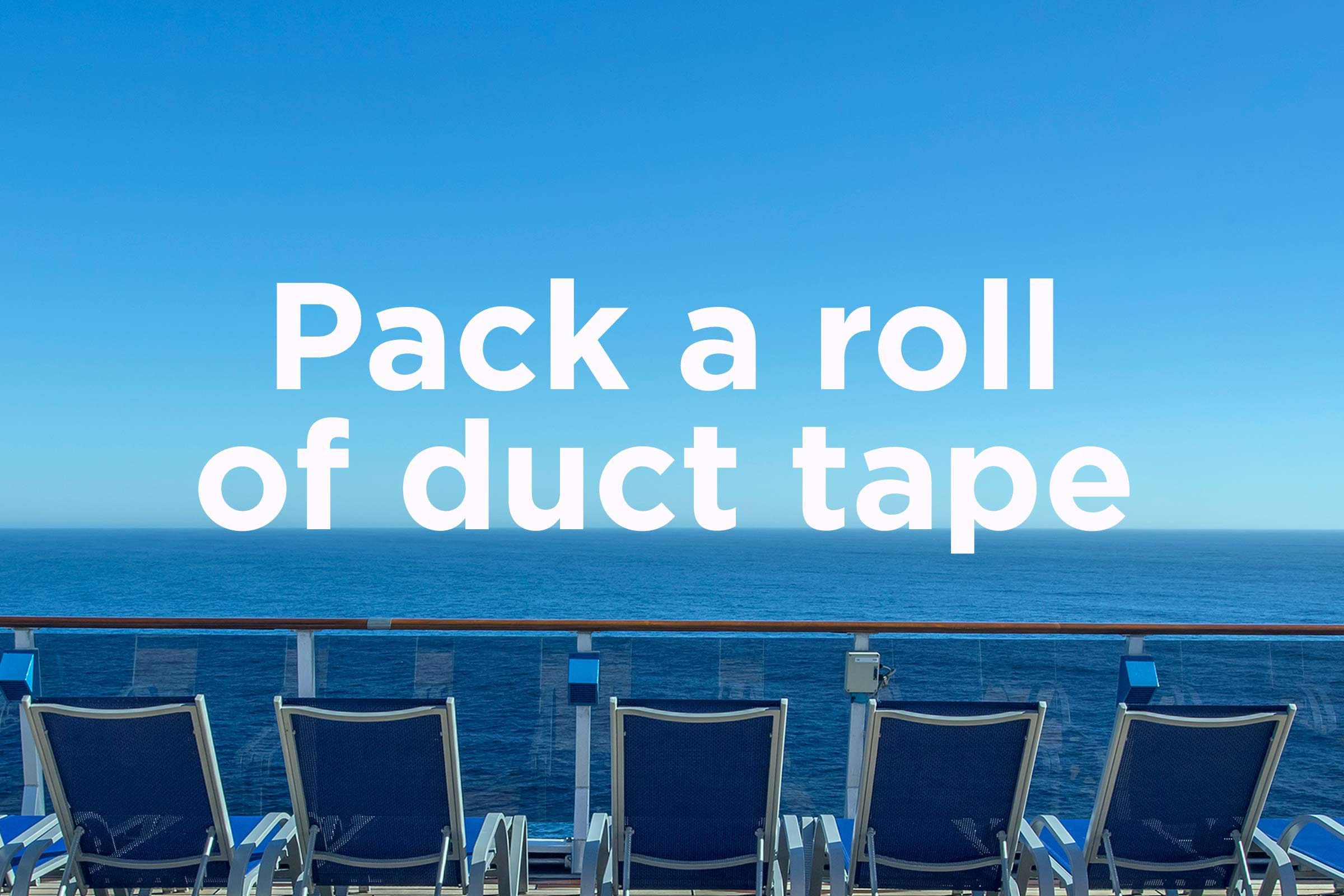 Cruise Tips: Travel Hacks for Taking a Cruise | Reader's Digest
