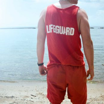 A Lifeguard Saved Two Kids from Drowning. The Mother's Response Will Sicken You.