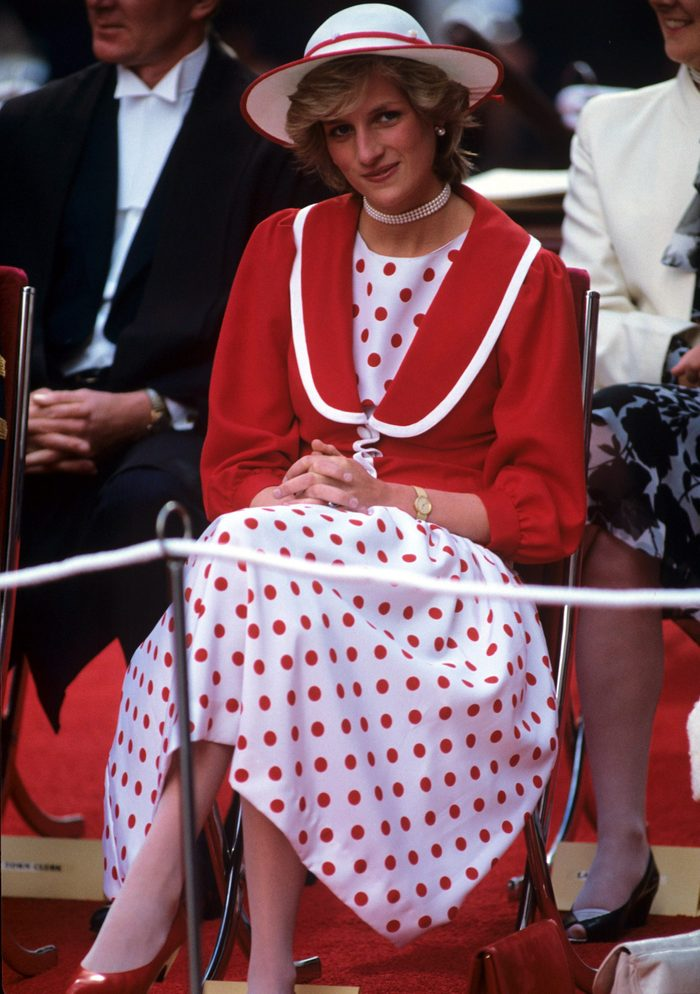 Royal Tour Visit Of Australia - 1983