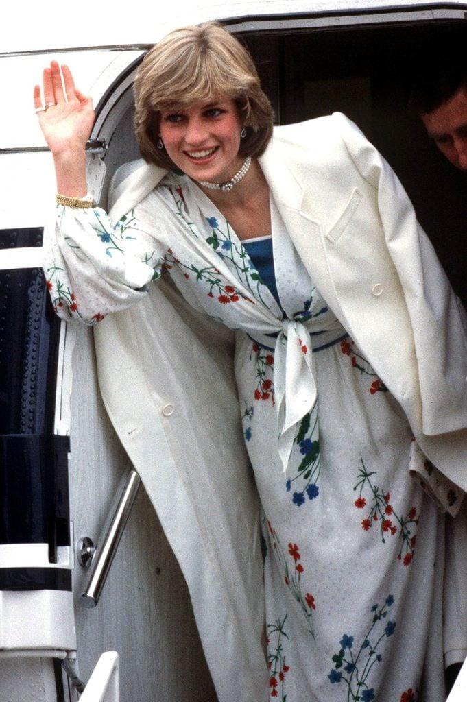 Various Princess Diana - circa 1981