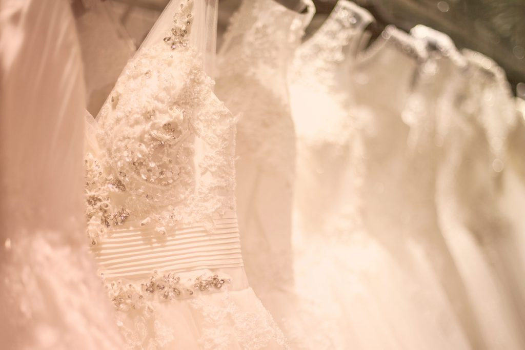 Why I Took My 14 Year Old Wedding Dress Shopping