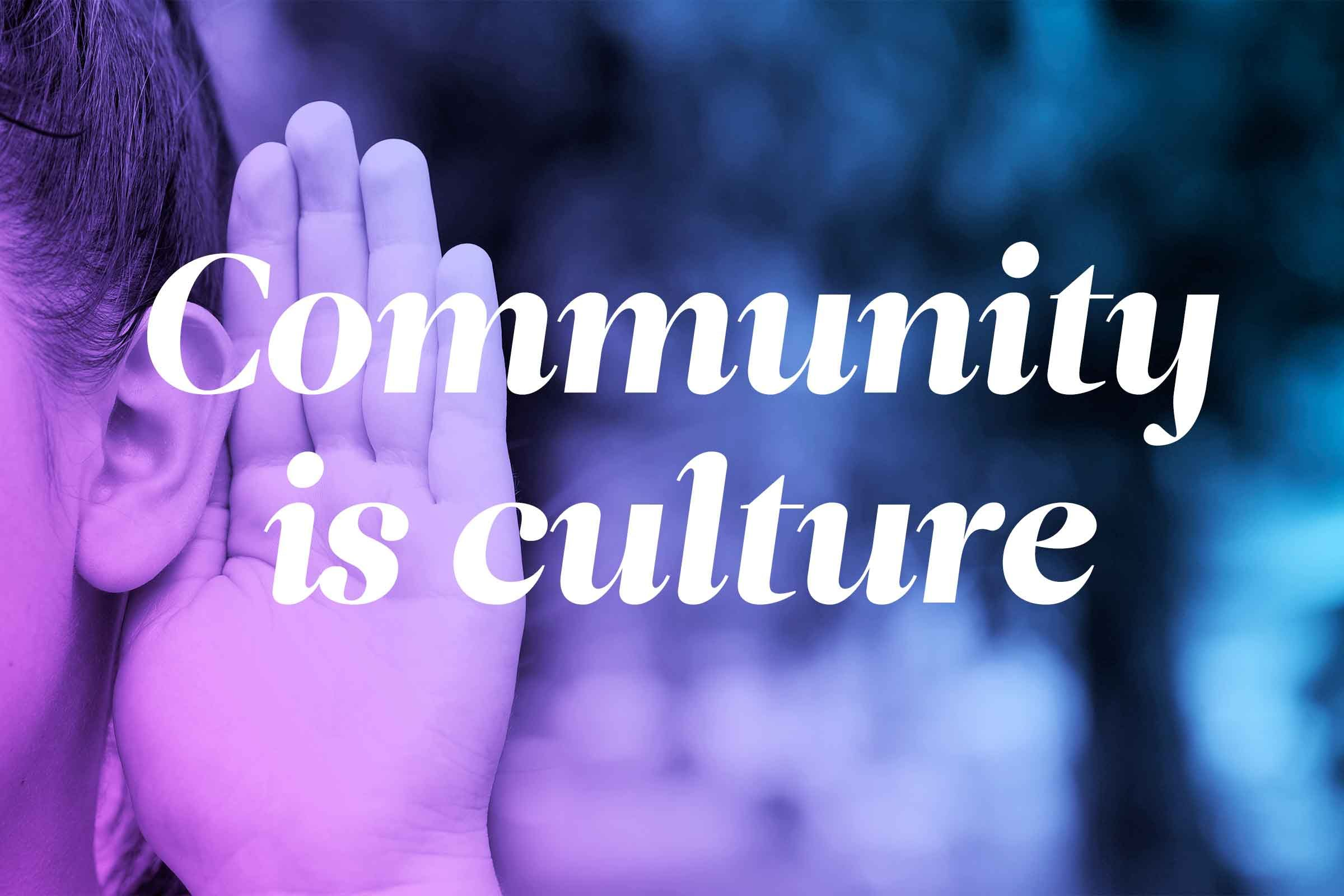 pathological or cultural view of the deaf community The language of the deaf  cultural view of deafness, to be deaf but not deaf is indeed a calamity inability to sign cuts one off from the deaf community, just as .