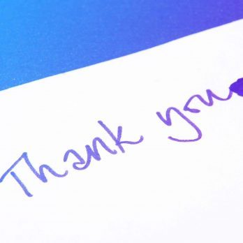 Share Your Favorite Thank-You Notes