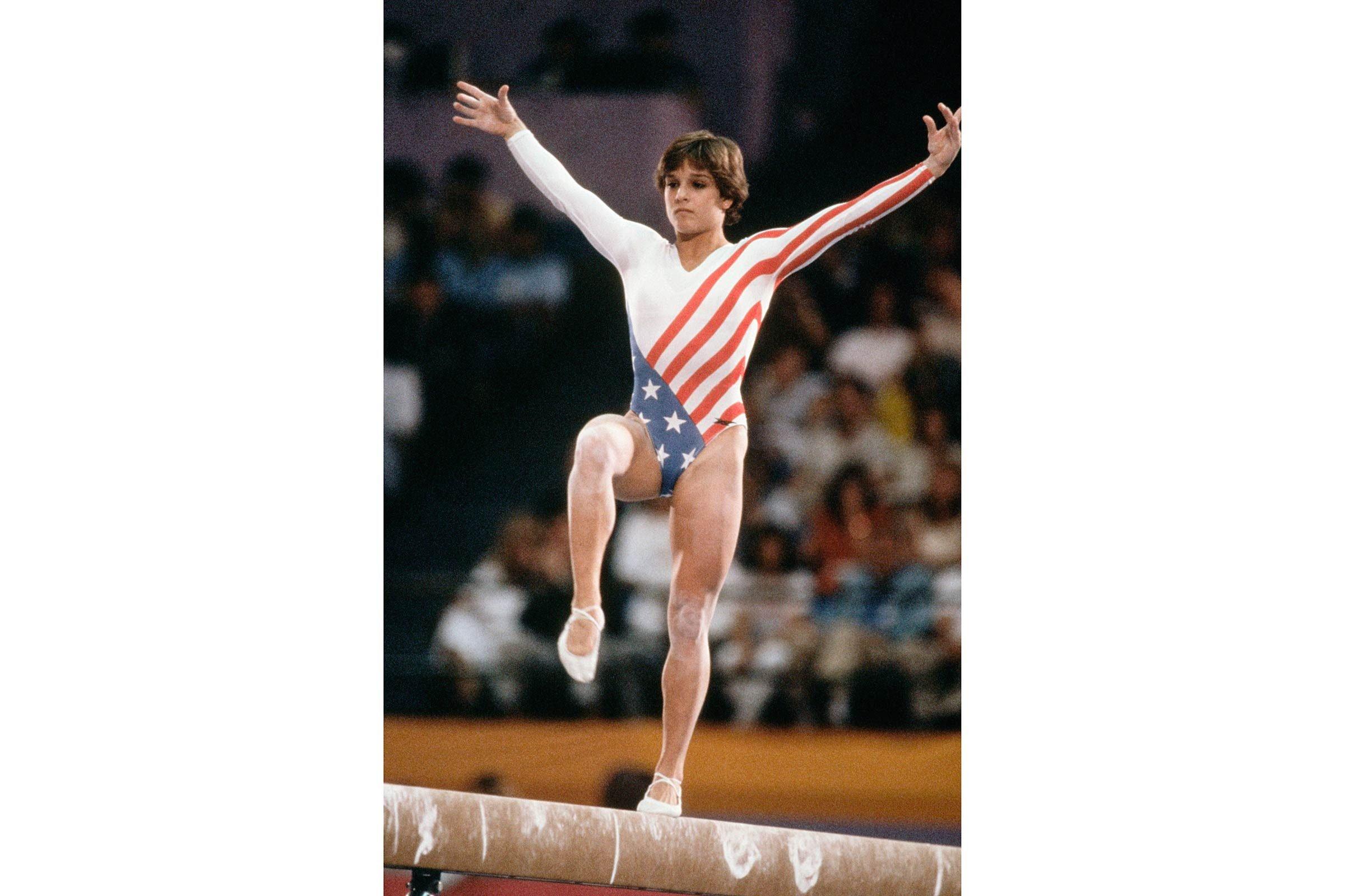 The History Of The Olympics Gymnastics Leotard Reader S