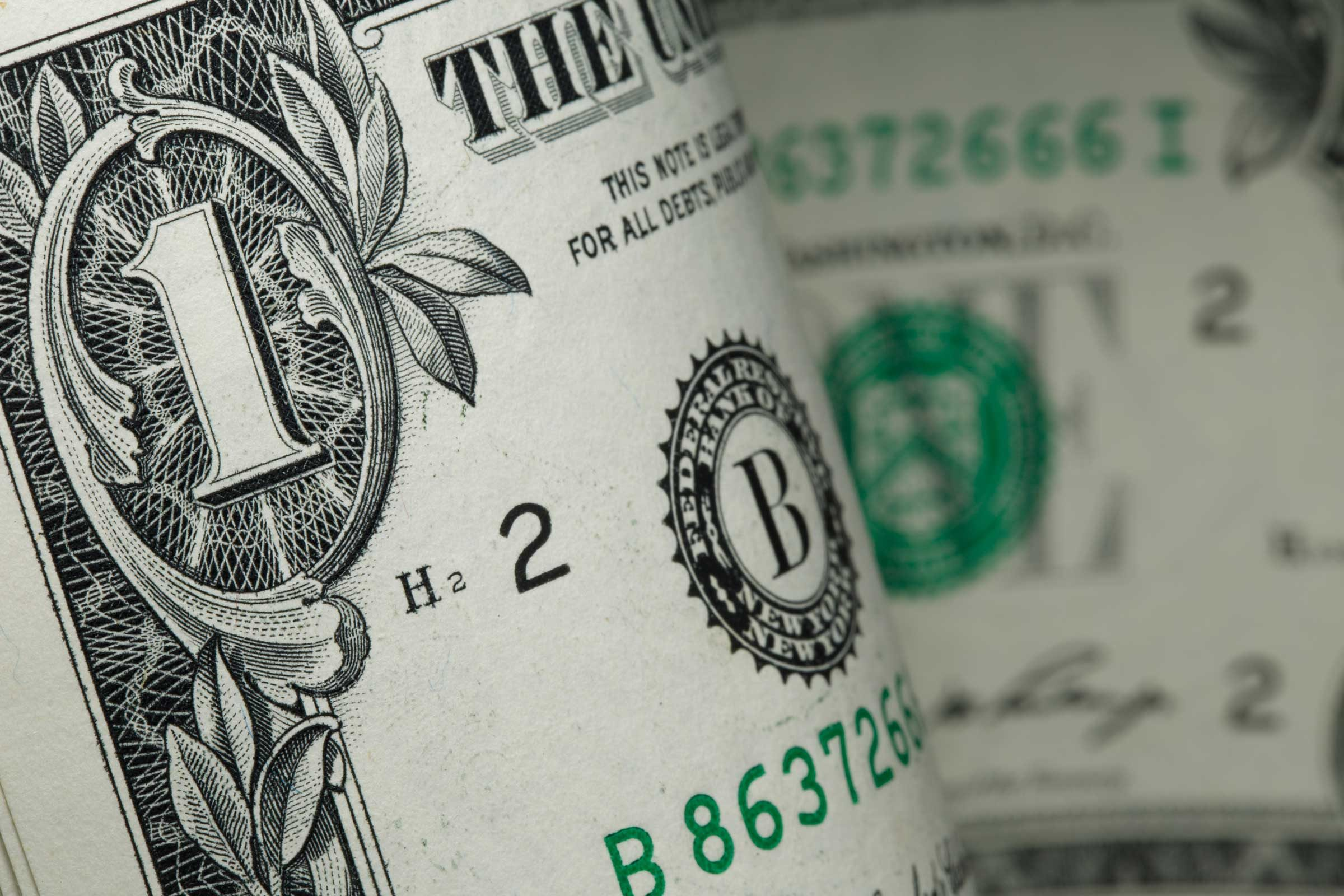Dollar bill symbols what they mean readers digest federal reserve district number biocorpaavc Images
