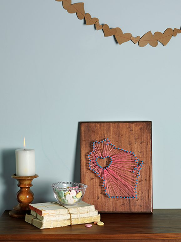 Country Woman Magazine state pride strong wall art Wisconsin