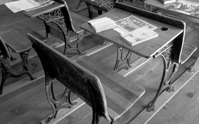 Country Magazine schoolhouse retired teacher 3