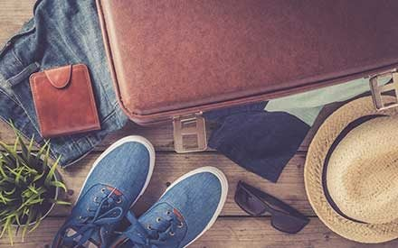 10 Brilliant Tricks for Squeezing EVERYTHING in Your Luggage