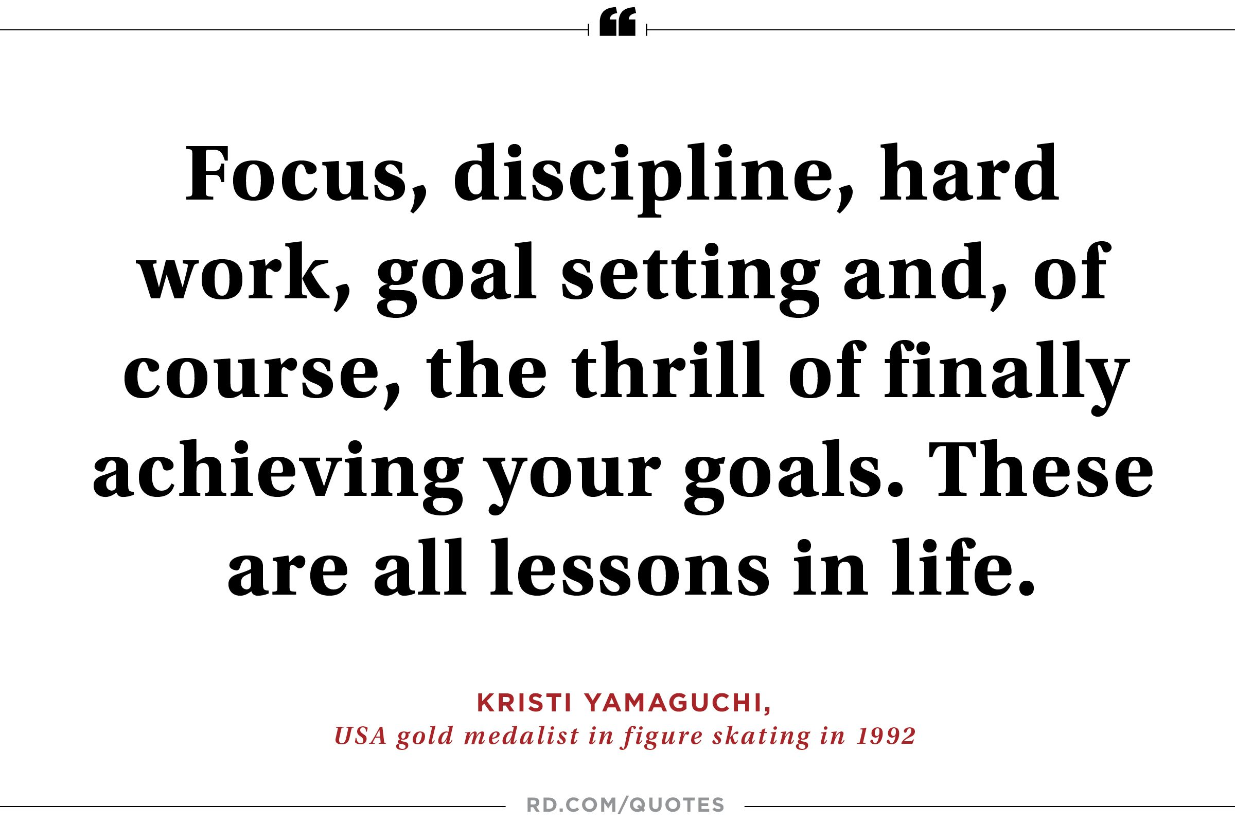 21 Motivating Quotes From Olympic Athletes Reader S Digest