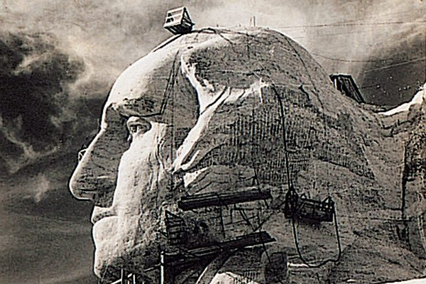 Reminisce Magazine Mount Rushmore America Great Depression 2