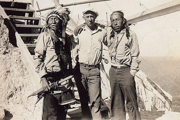 Reminisce Magazine Mount Rushmore America Great Depression 3