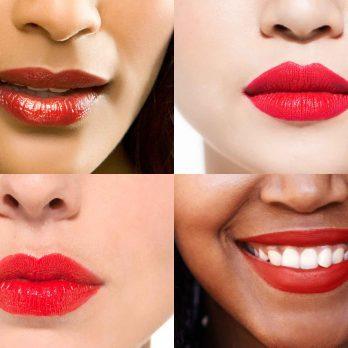 9 Tricks to Apply Red Lipstick Like a Makeup Artist