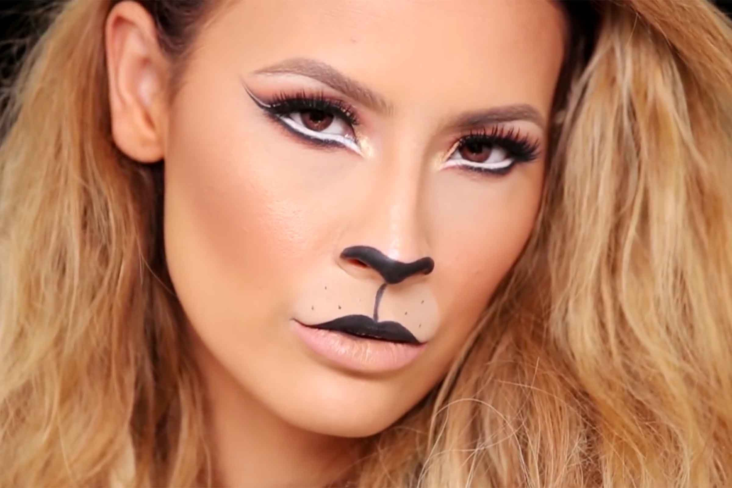 Halloween Makeup Ideas Anyone Can Master