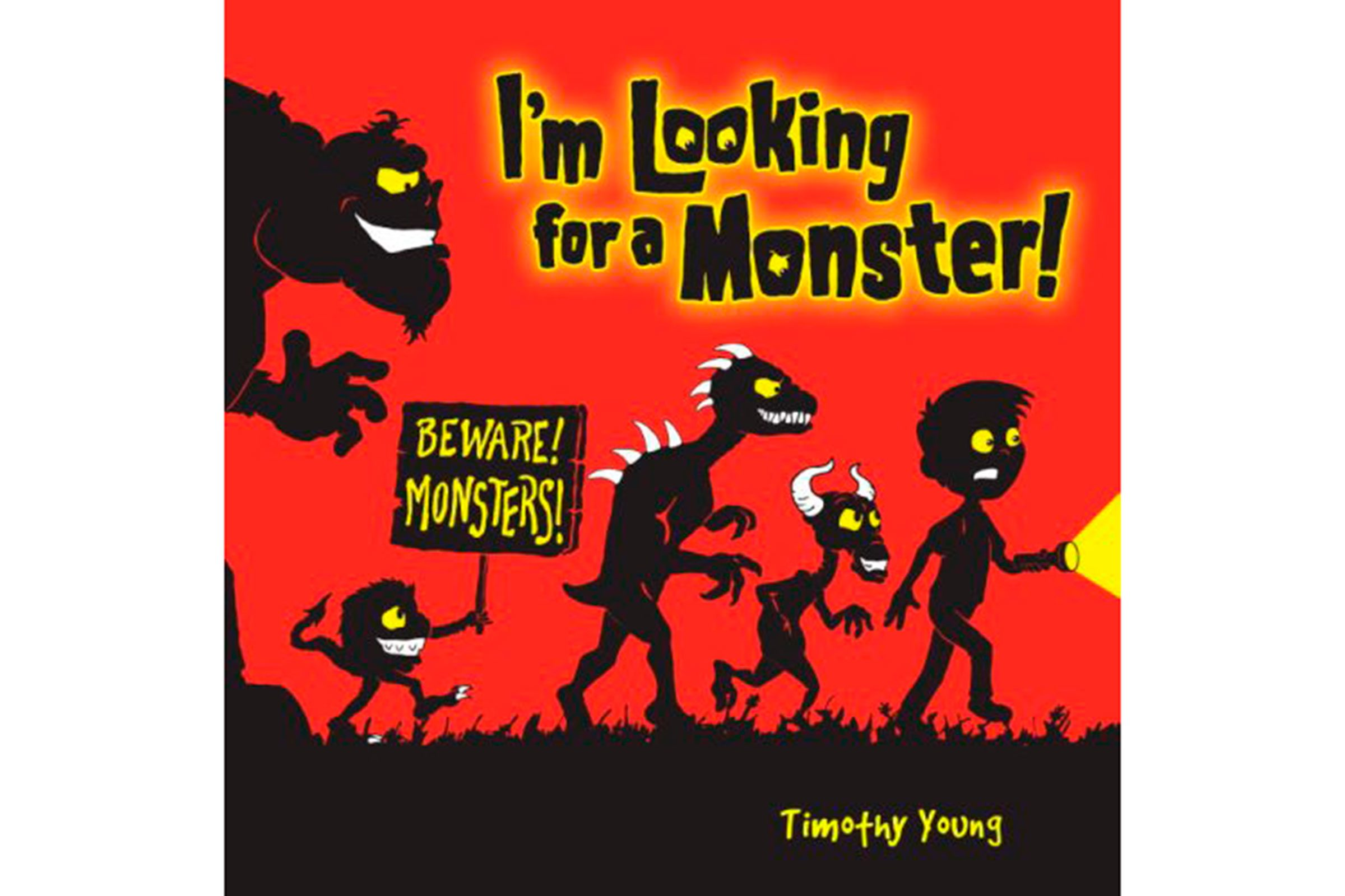 im looking for a monster by timothy young