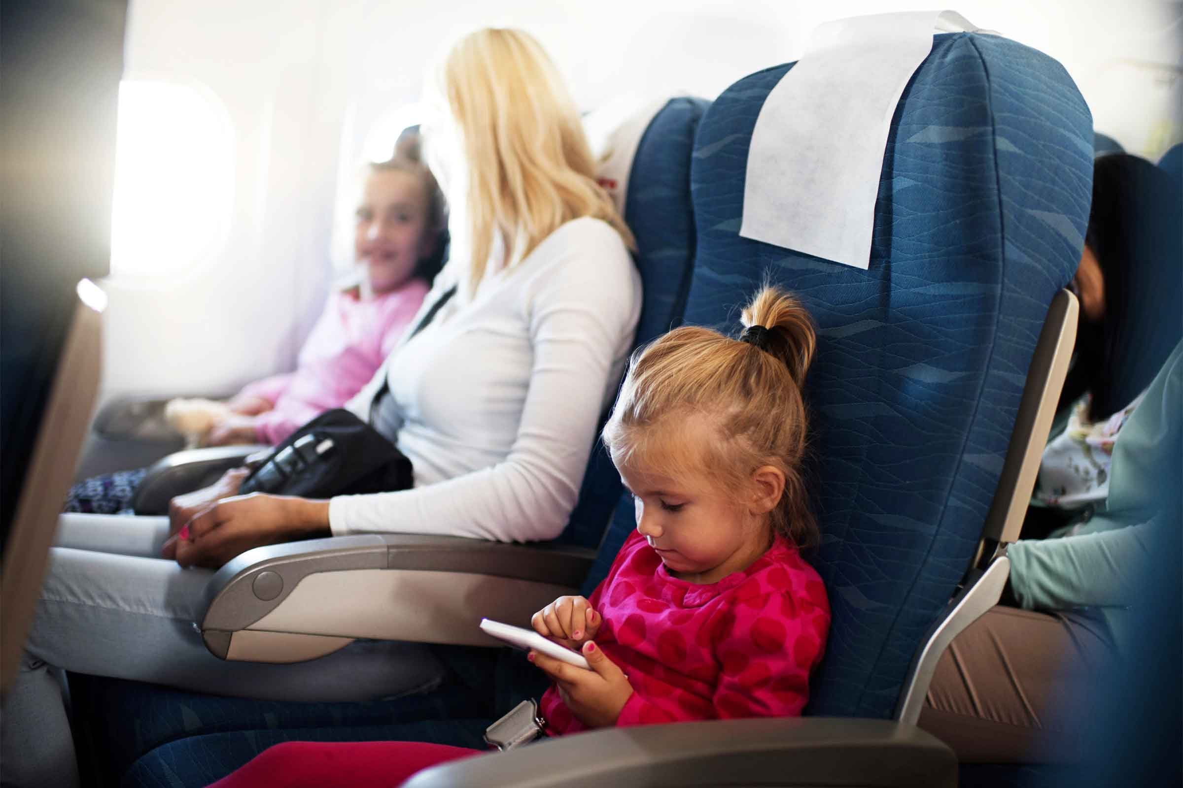 Airplane Etiquette Rules For Flying On An Airplane