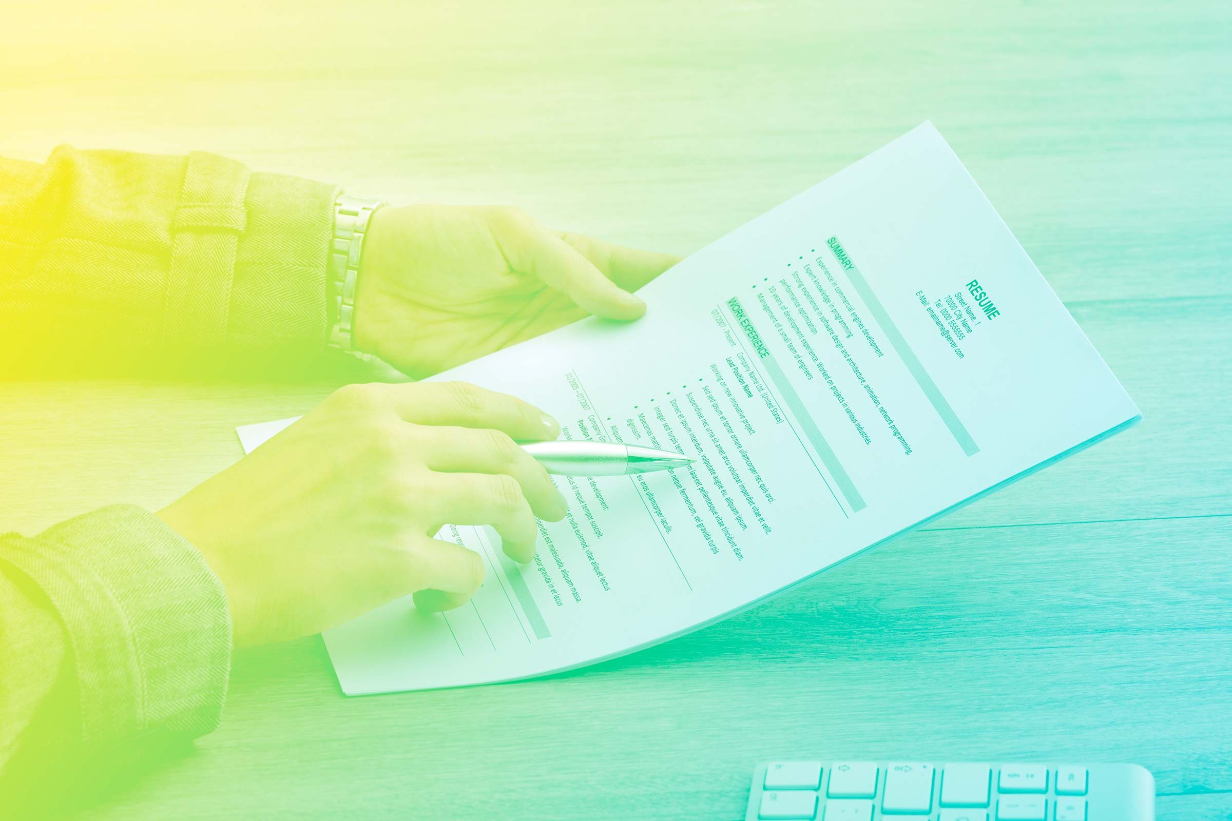 Resume Mistakes that Could Cost You the Job Readers Digest