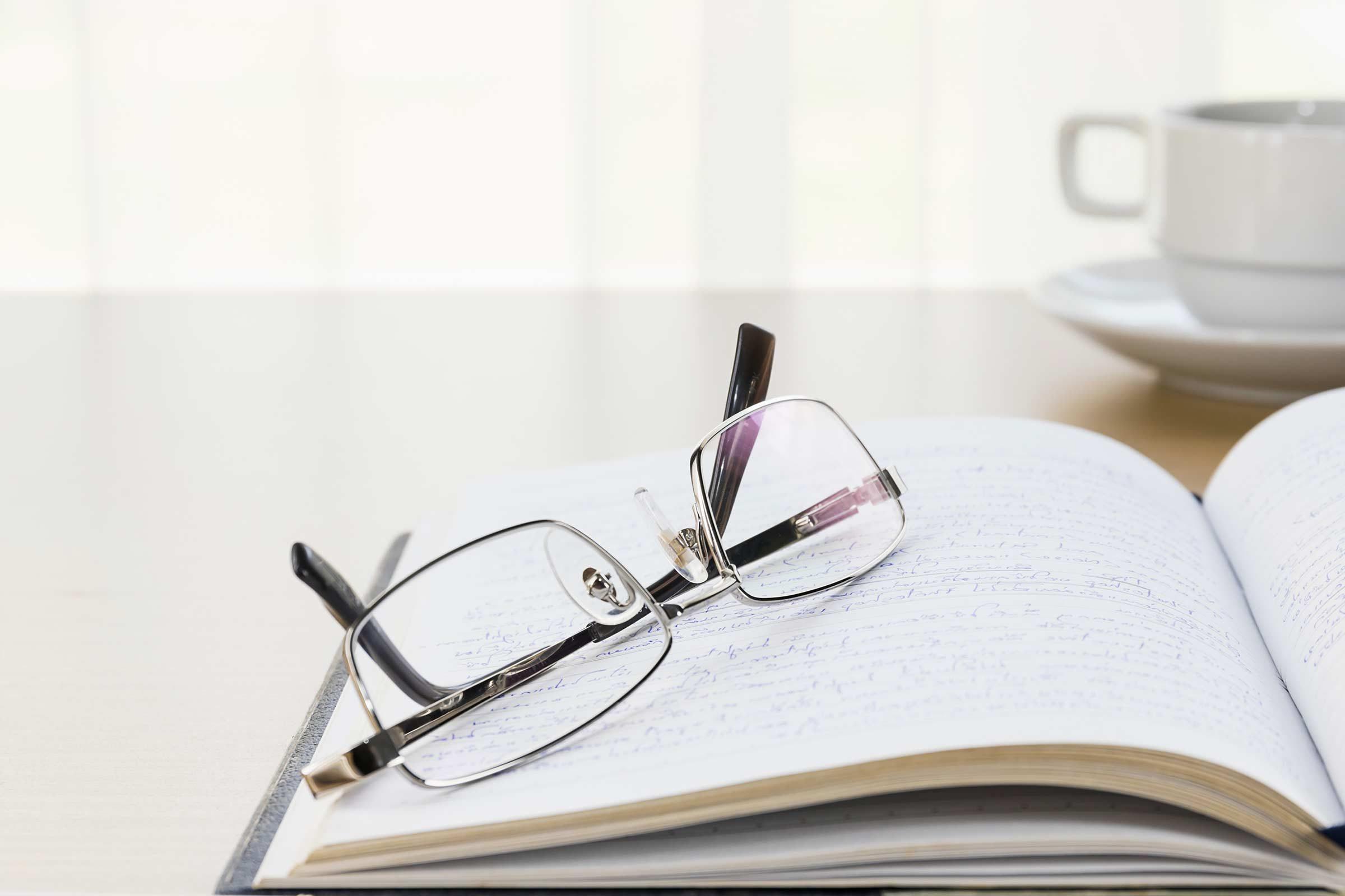 How You Damage Your Eyeglasses   Reader's Digest