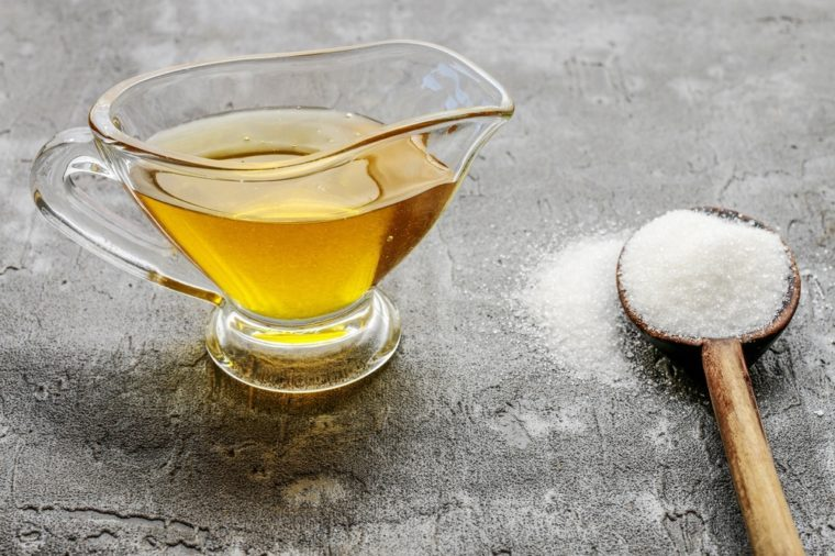 Healthy or unhealthy sweet: honey vs white sugar