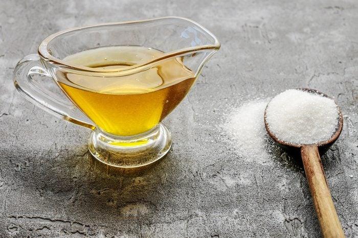 Healthy or unhealthy sweet: honey vs white sugar
