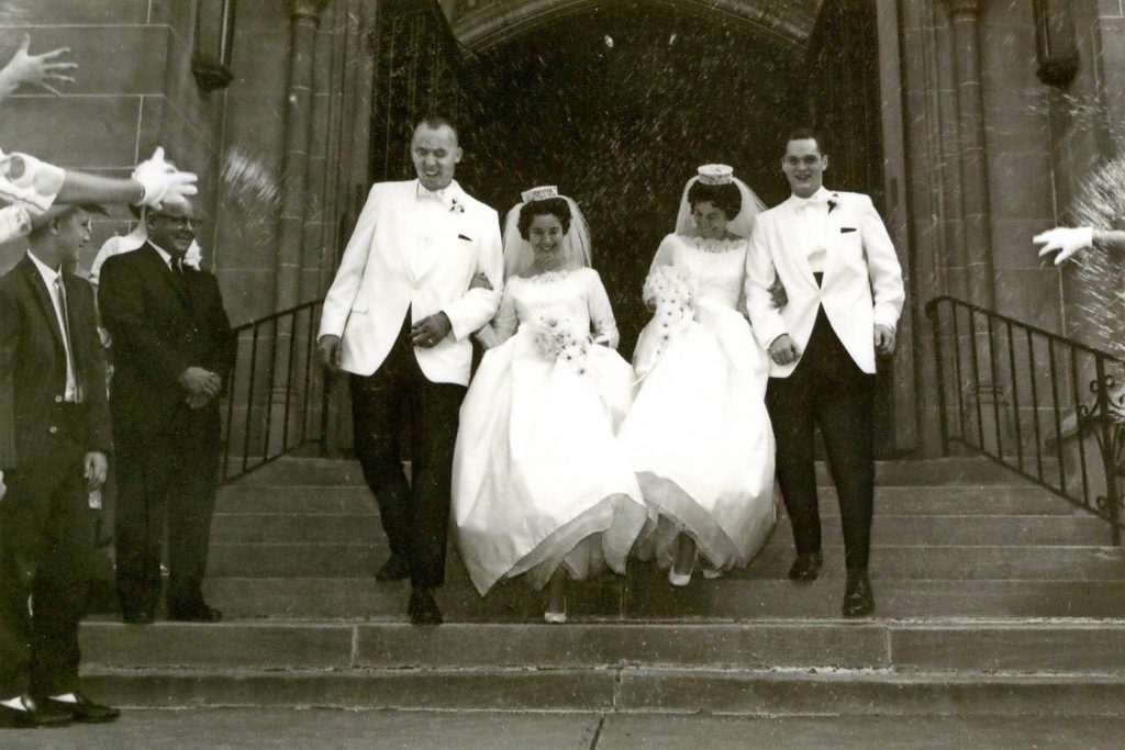 Meet the twin sisters who married the same man The Sun