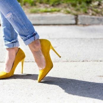 8 Horrible Things High Heels Do to Your Body