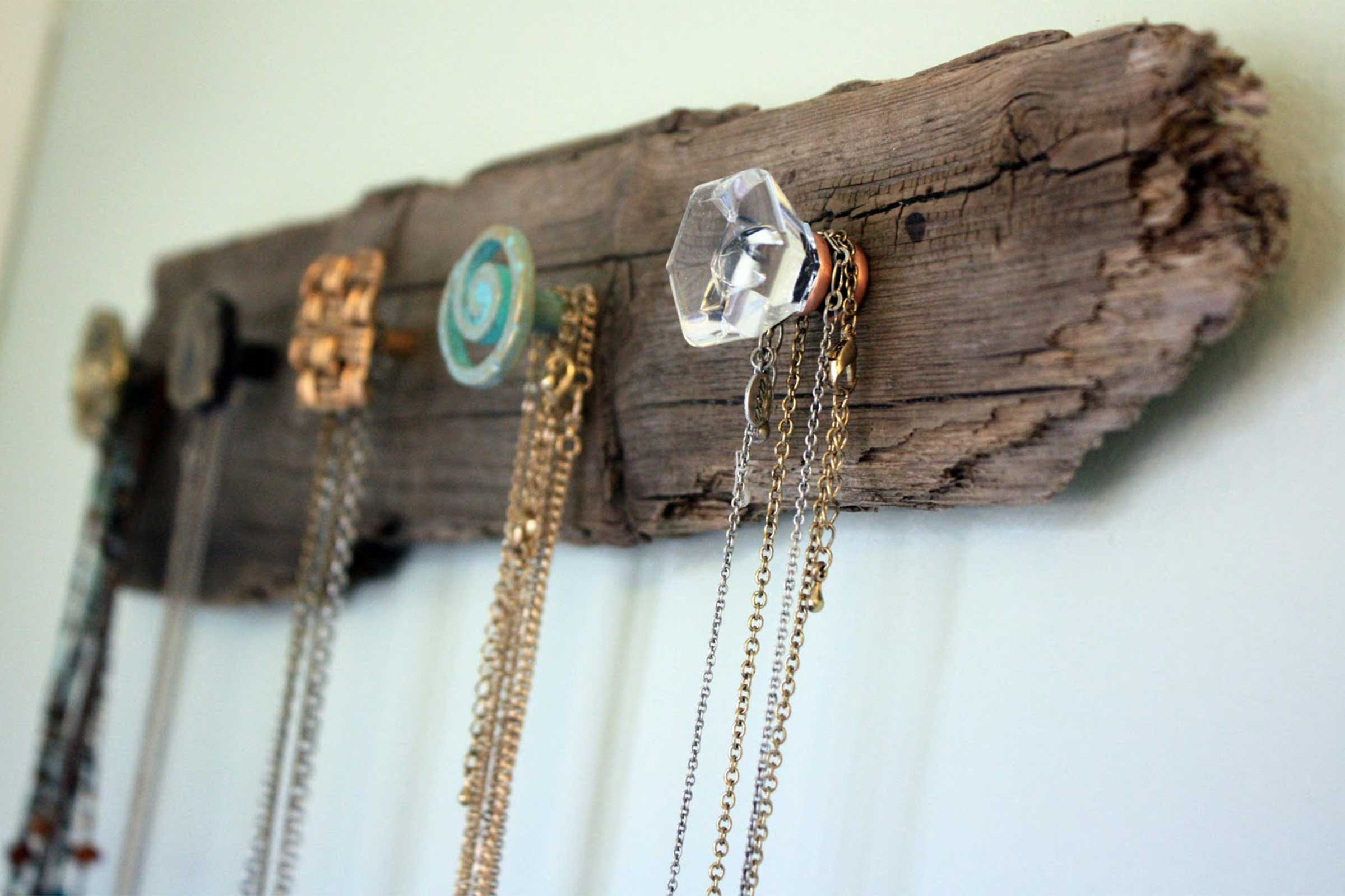 Jewelry Storage Clever Ways to Organize Jewelry