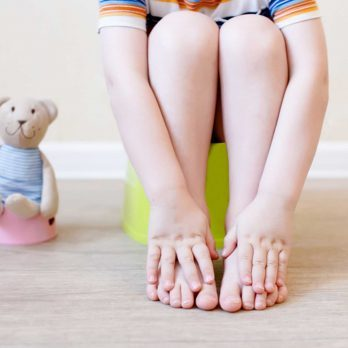 Tricks to Relieve Children's Constipation Every Parent Needs Up Their Sleeve
