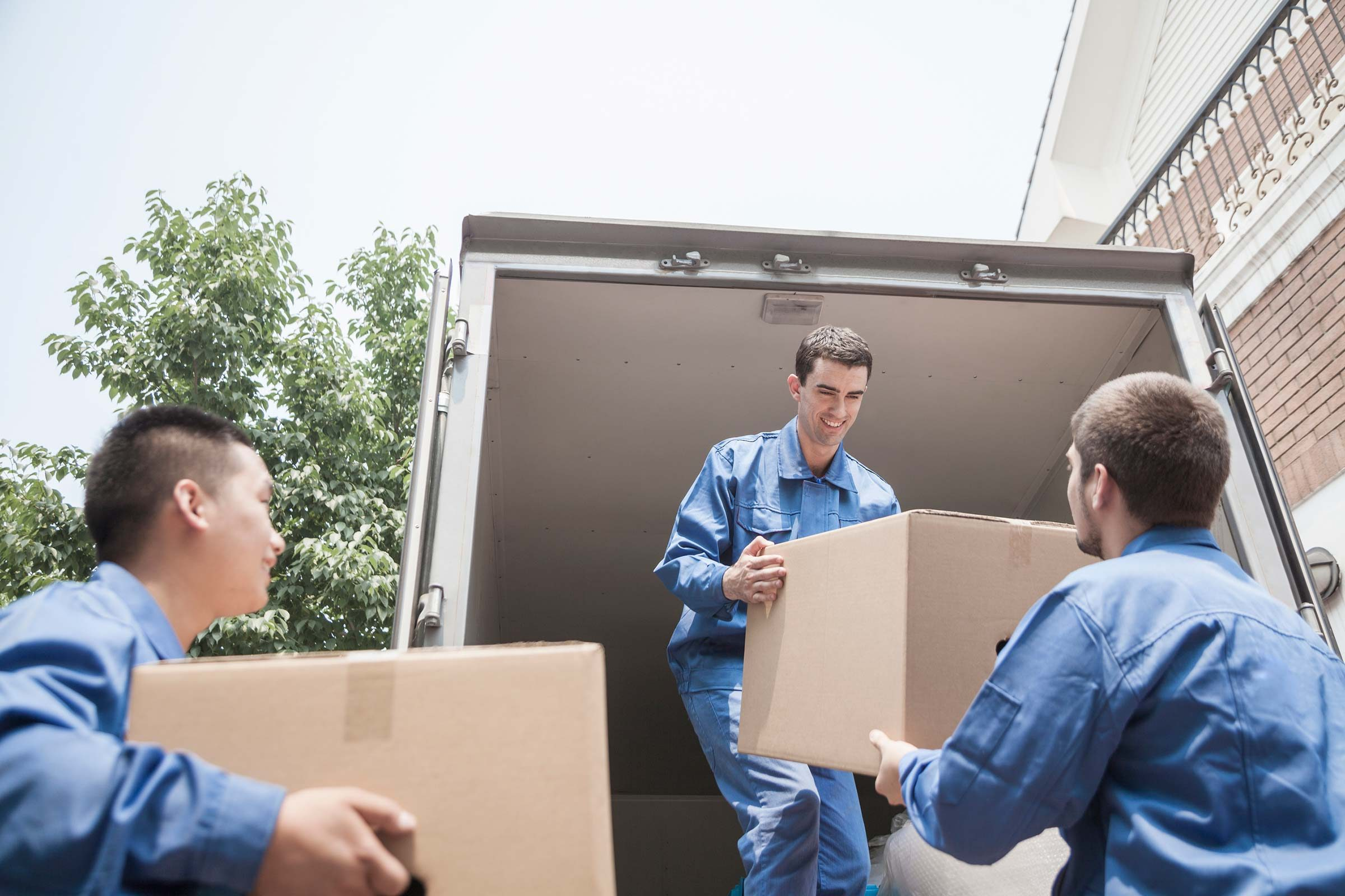 Image result for Moving Company istock