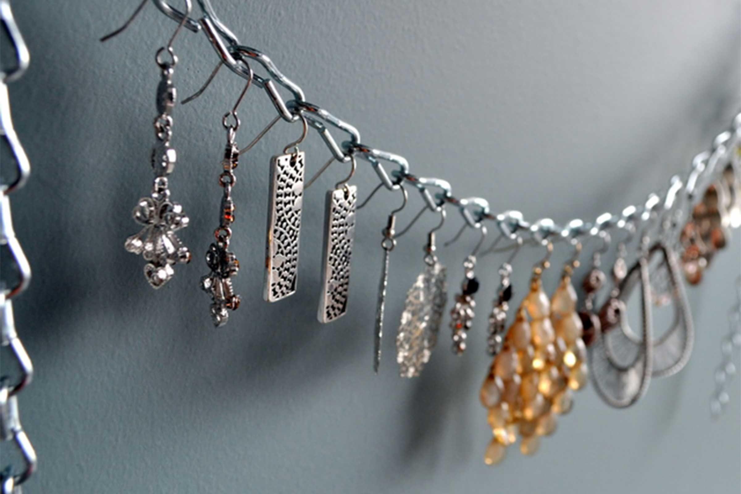 Jewelry Storage Clever Ways to Organize Jewelry Readers Digest
