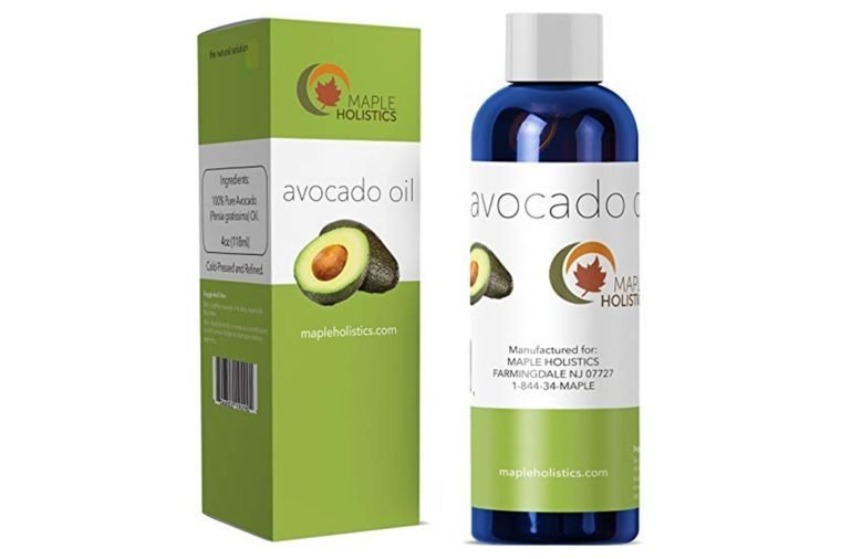 100% Pure Avocado Oil - Deep Tissue Moisturizer for Hair, Face & Skin - Rich in Retinol & Vitamin E to Reduce Wrinkles - Supports Skin Rejuvenation & Hair Growth - 4 Oz - USA Made By...