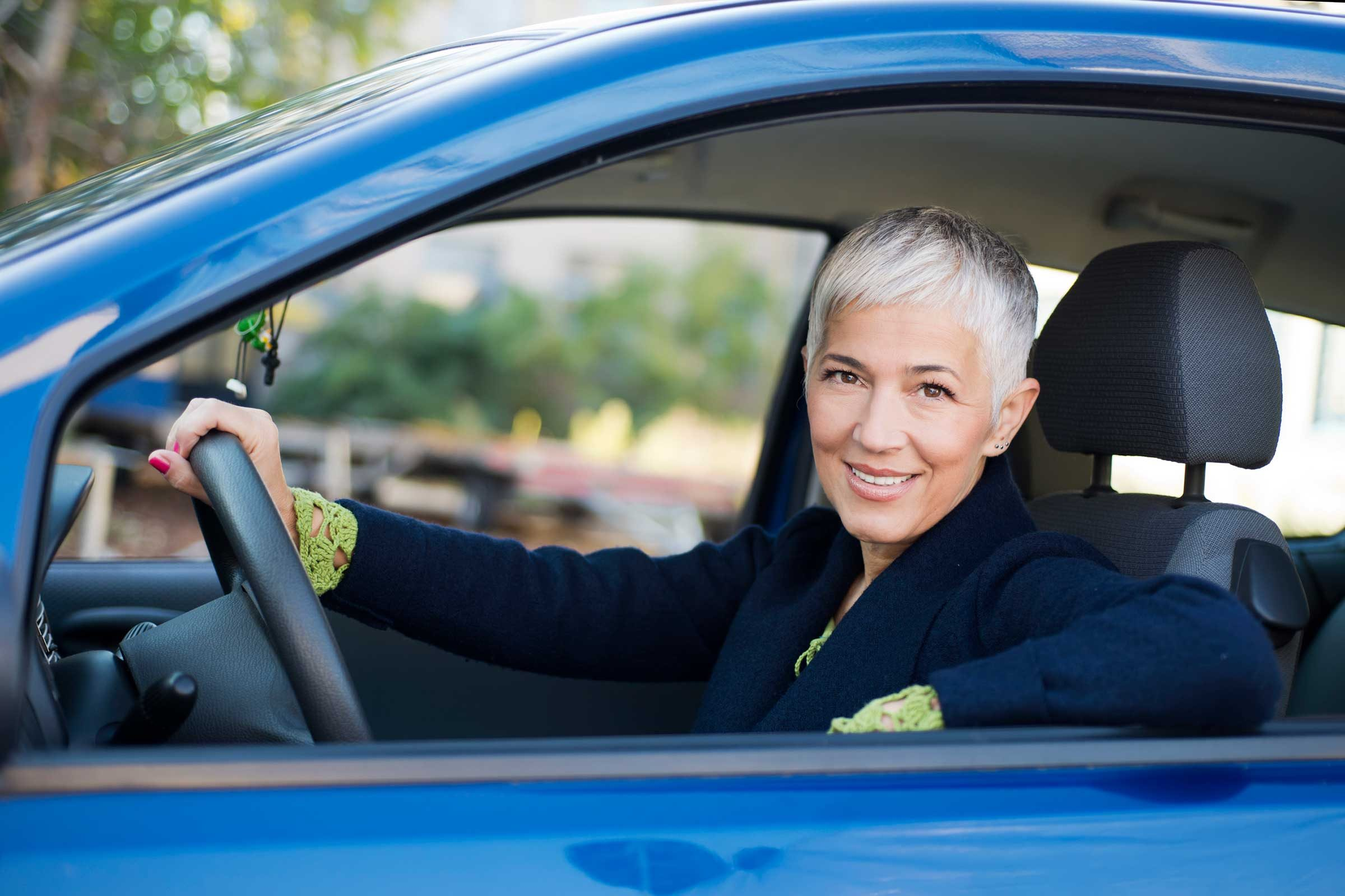 Best car for mature lady