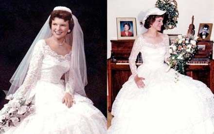 My Mother-in-Law Not Only Gave Me Her Son Back in 1959—She Made Me the Most STUNNING Wedding Dress