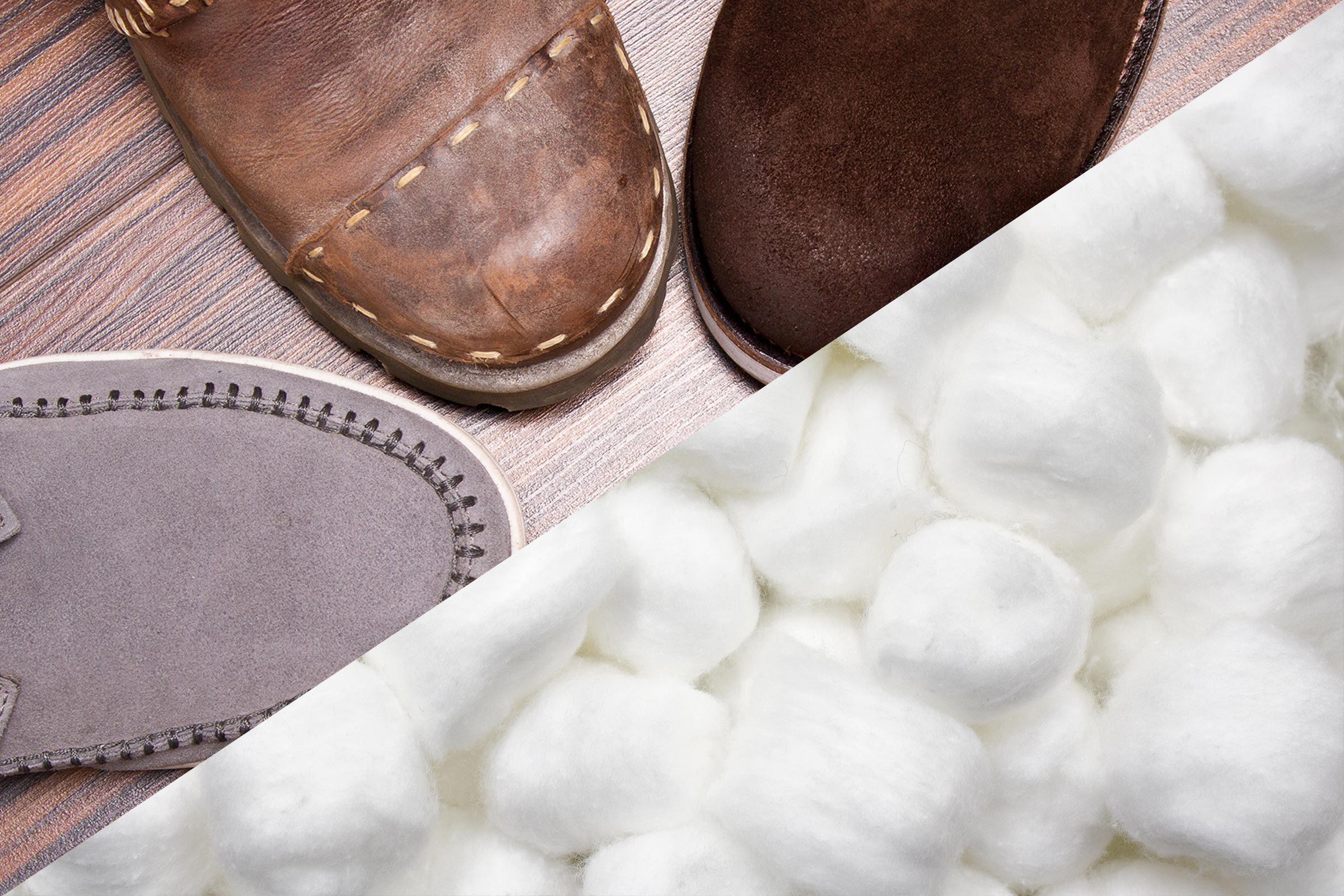 Prevent blisters