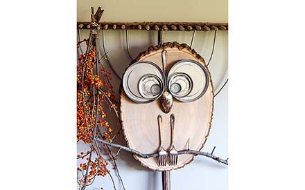 Fall Decorations: DIY This Adorable Owl Craft to Get Your Home Ready for Fall