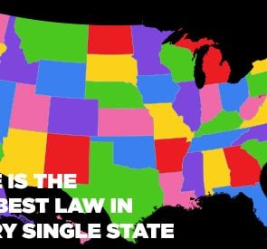 <h4></noscript>50 of the Dumbest Laws in Every State</h4>