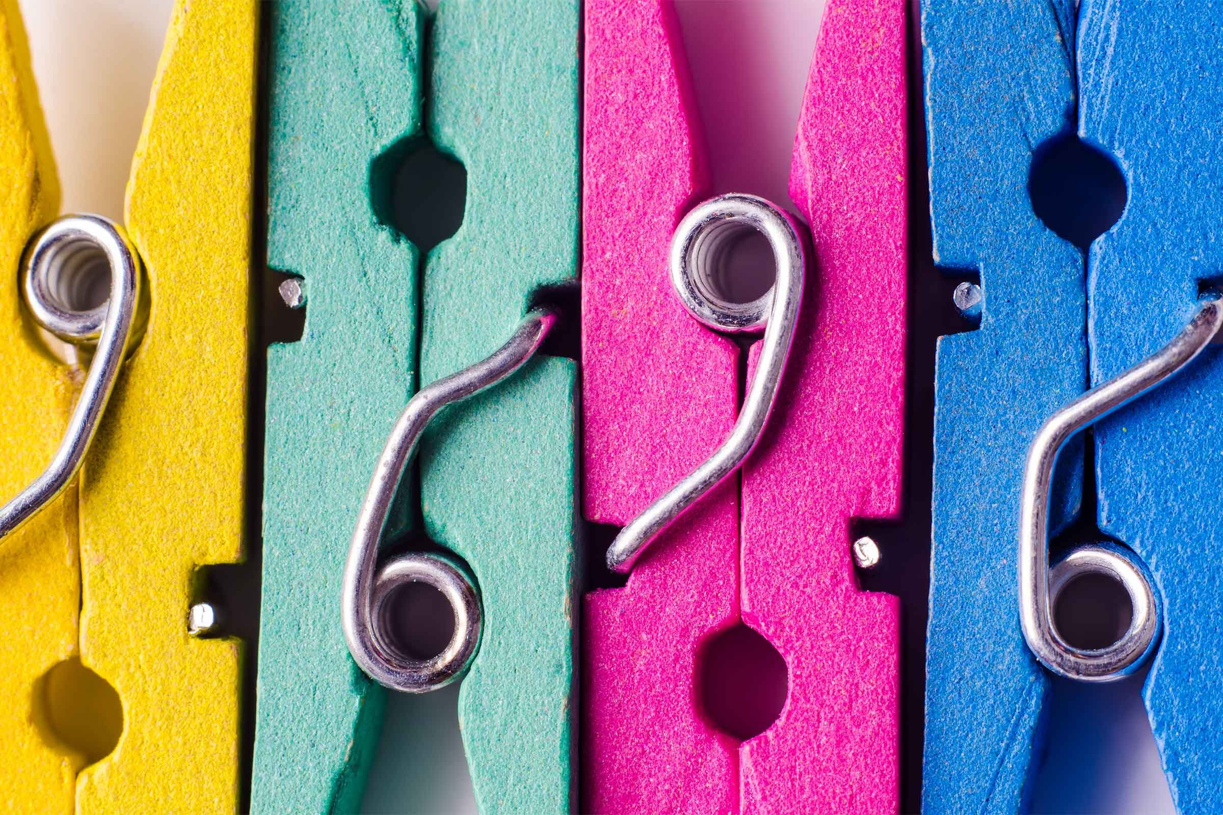 Smart Uses for Clothespins   Reader\'s Digest