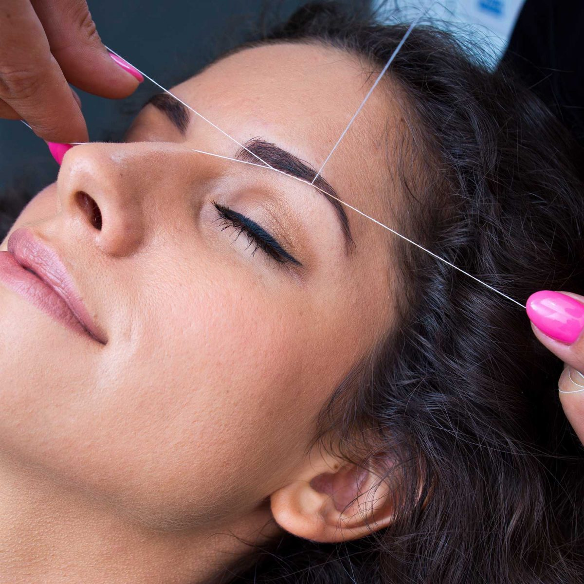 Eyebrow Threading What You Need To Know Readers Digest