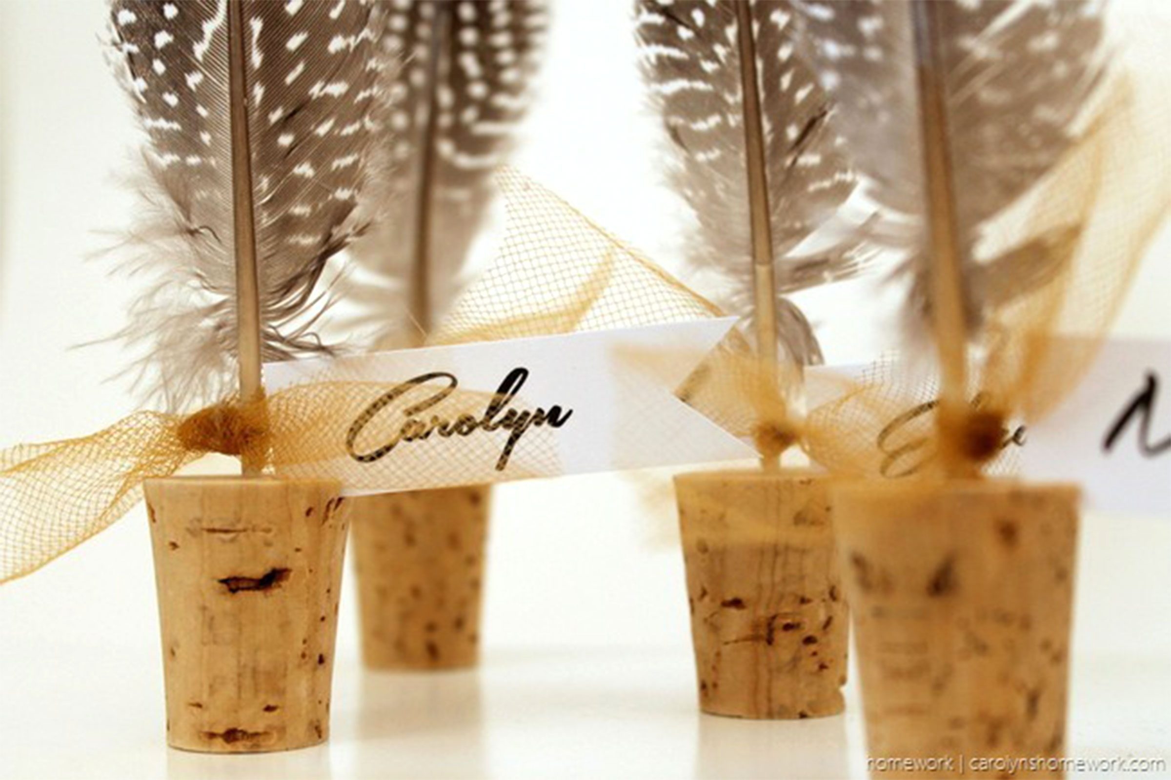 Thanksgiving Place Cards to DIY This Holiday | Reader\u0027s Digest