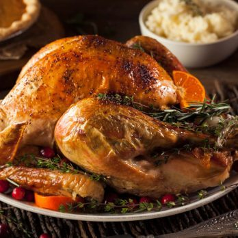 What Your Favorite Thanksgiving Dish Says About You