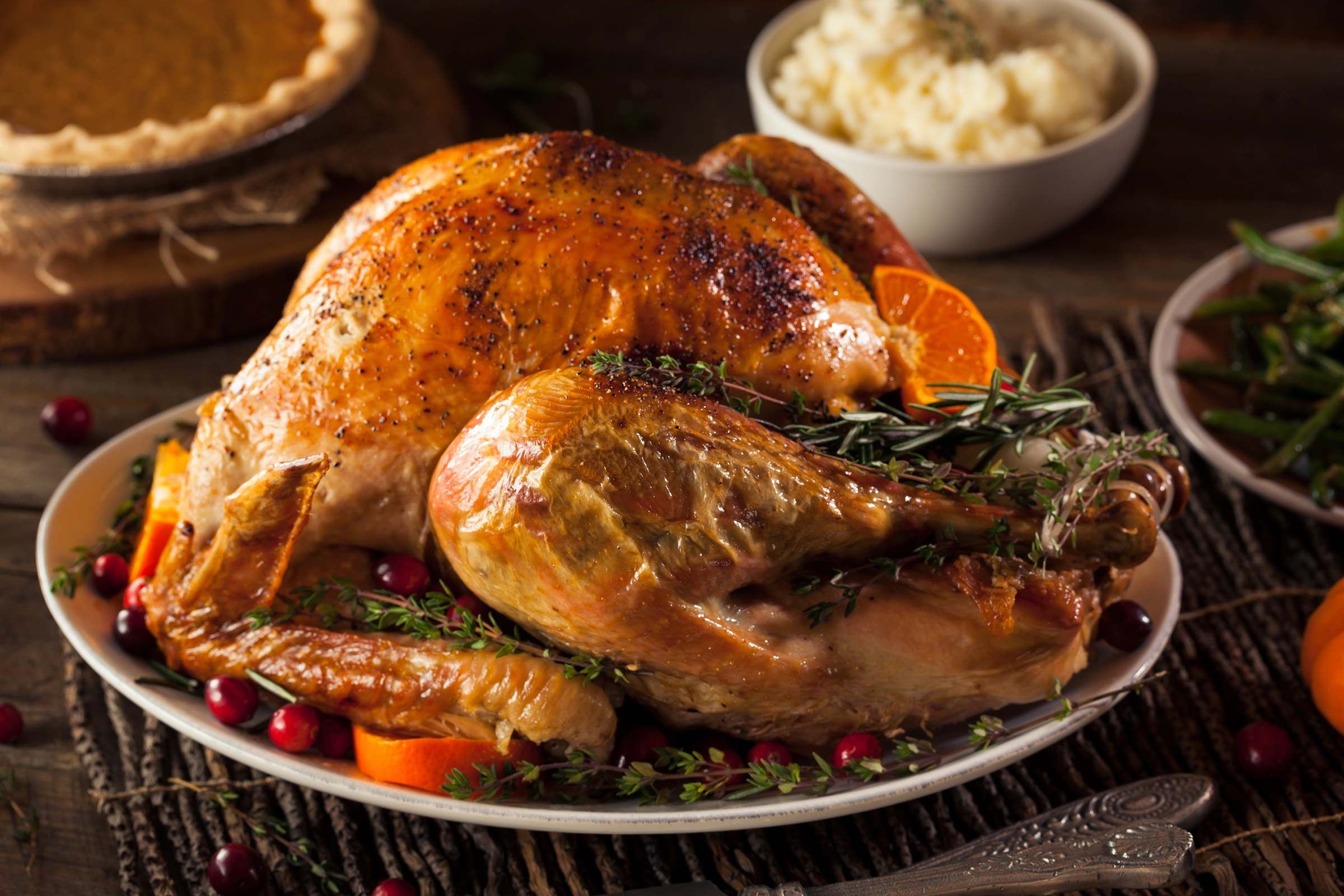 01-turkey-What-Your-Favorite-Thanksgiving-Dish-Says-About-You