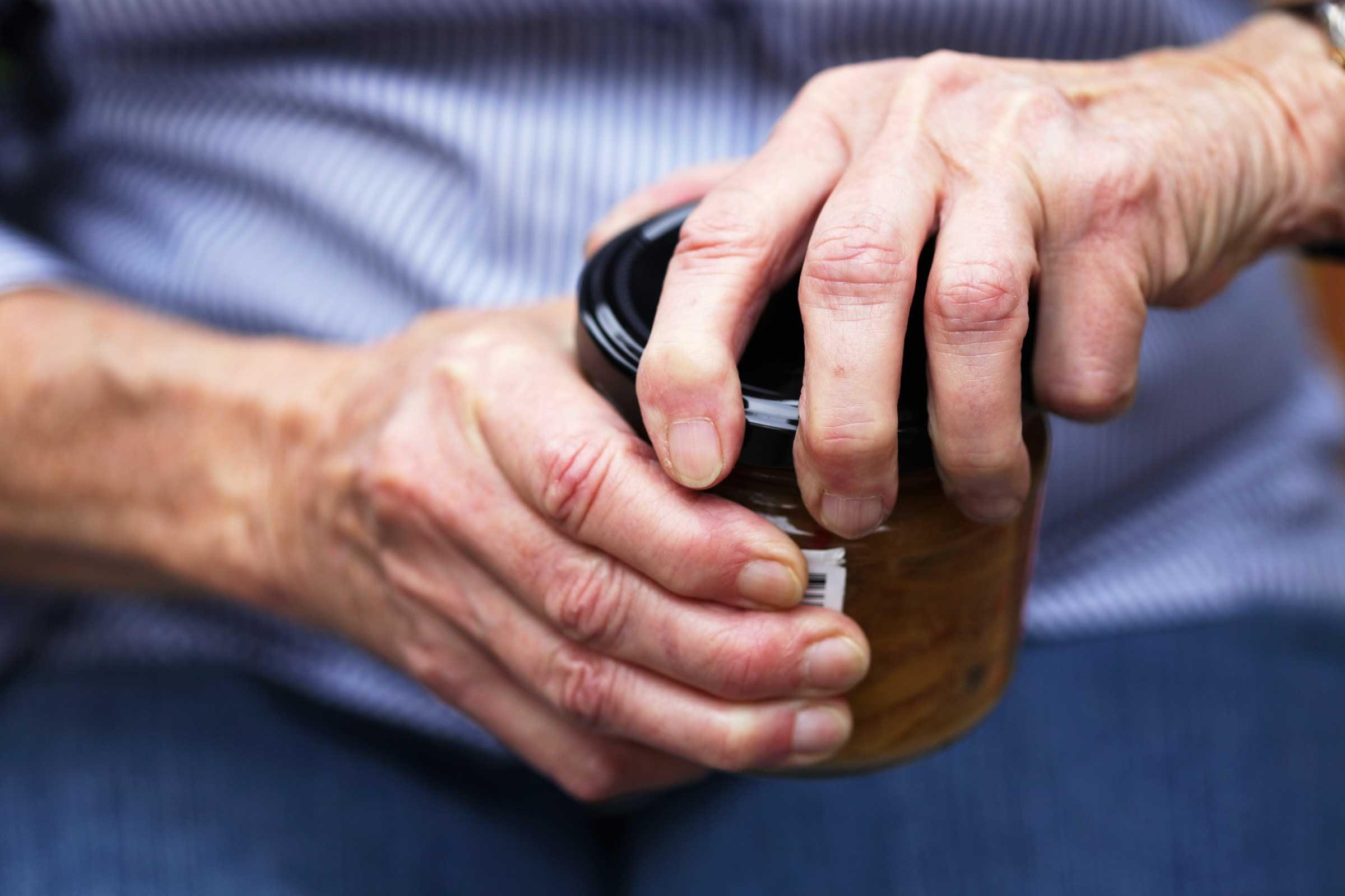 iStock/Anne Clark. Arthritis ...