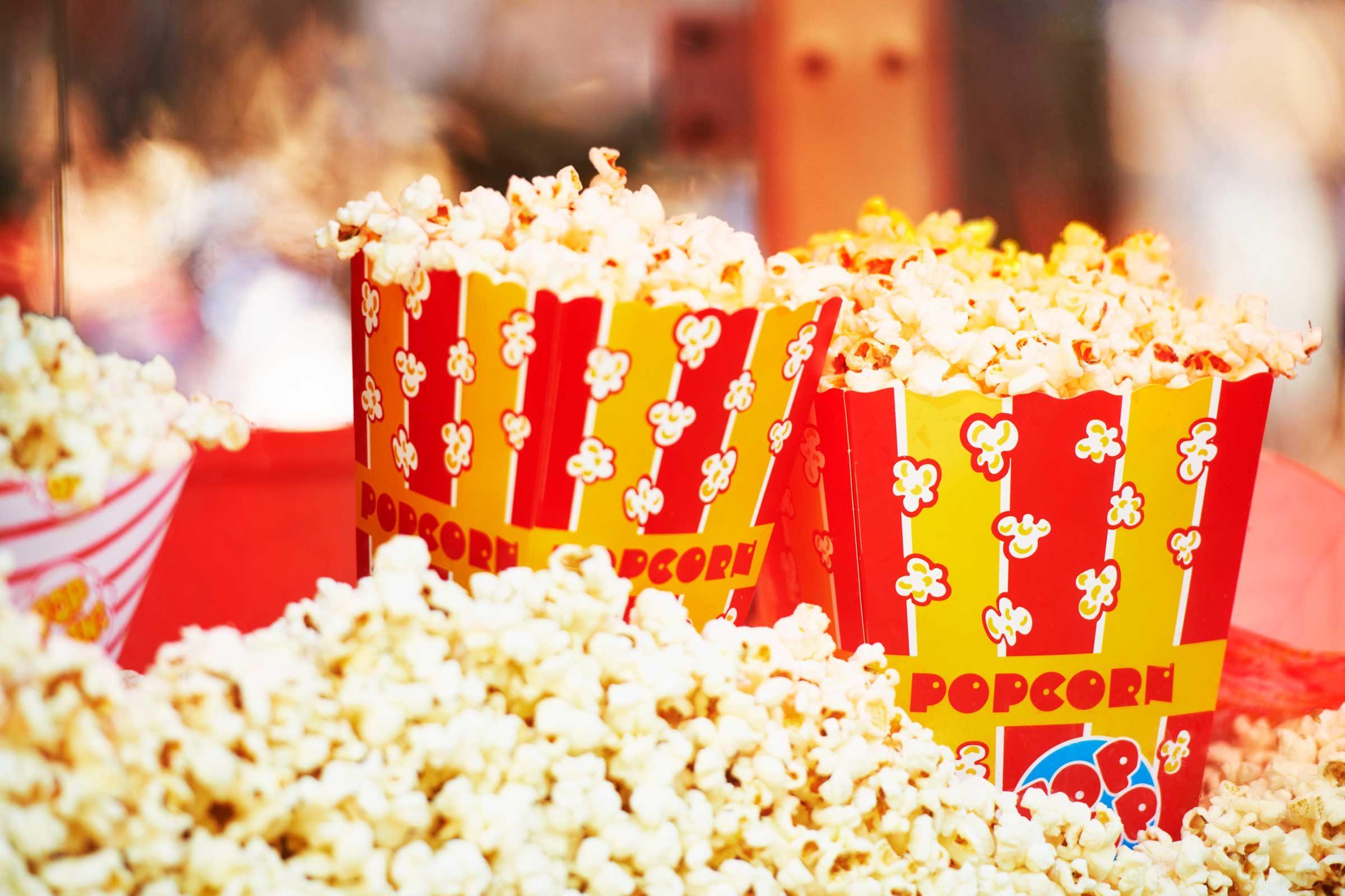 Movie Popcorn Fat 41
