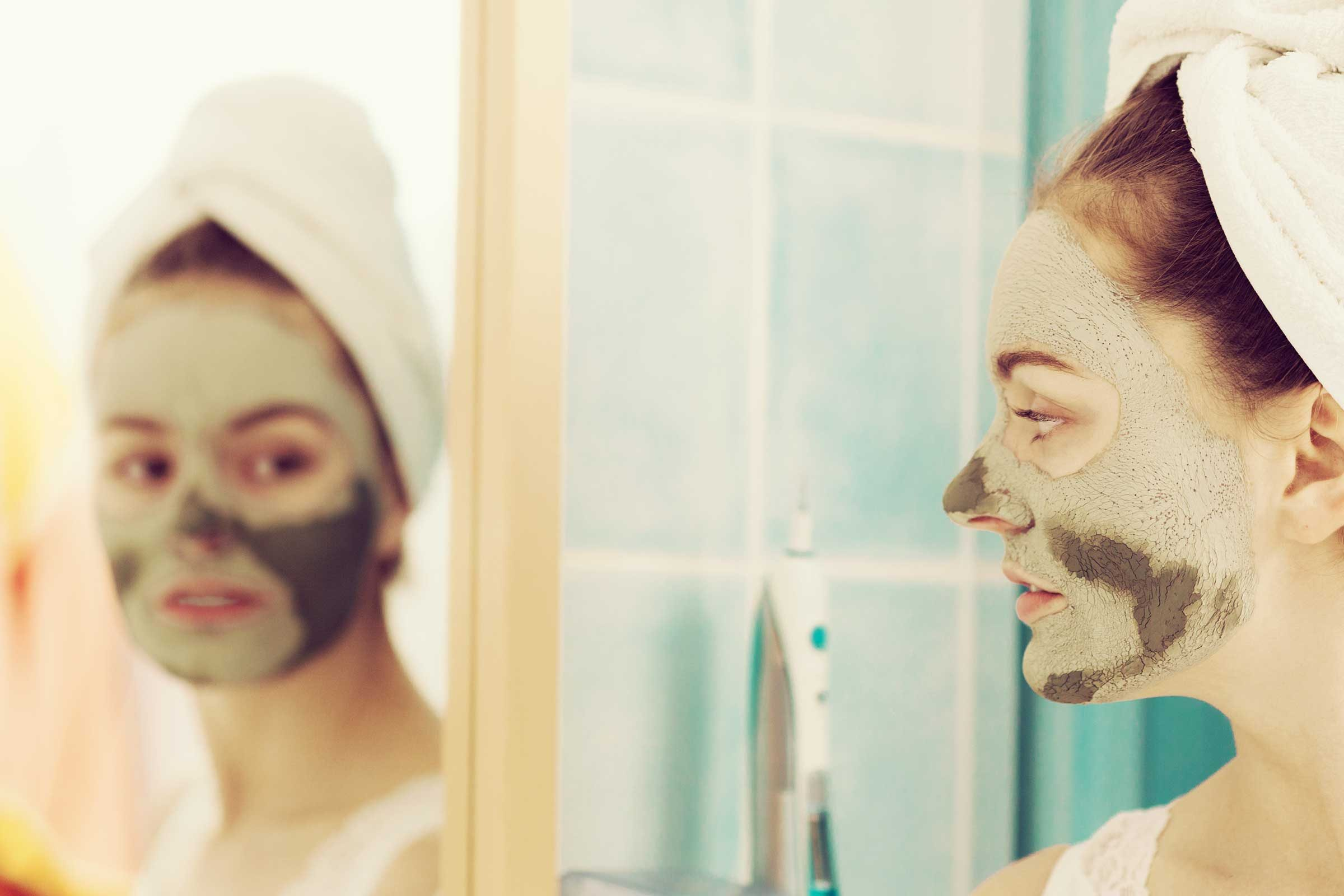 Rules of skin care in 20 years