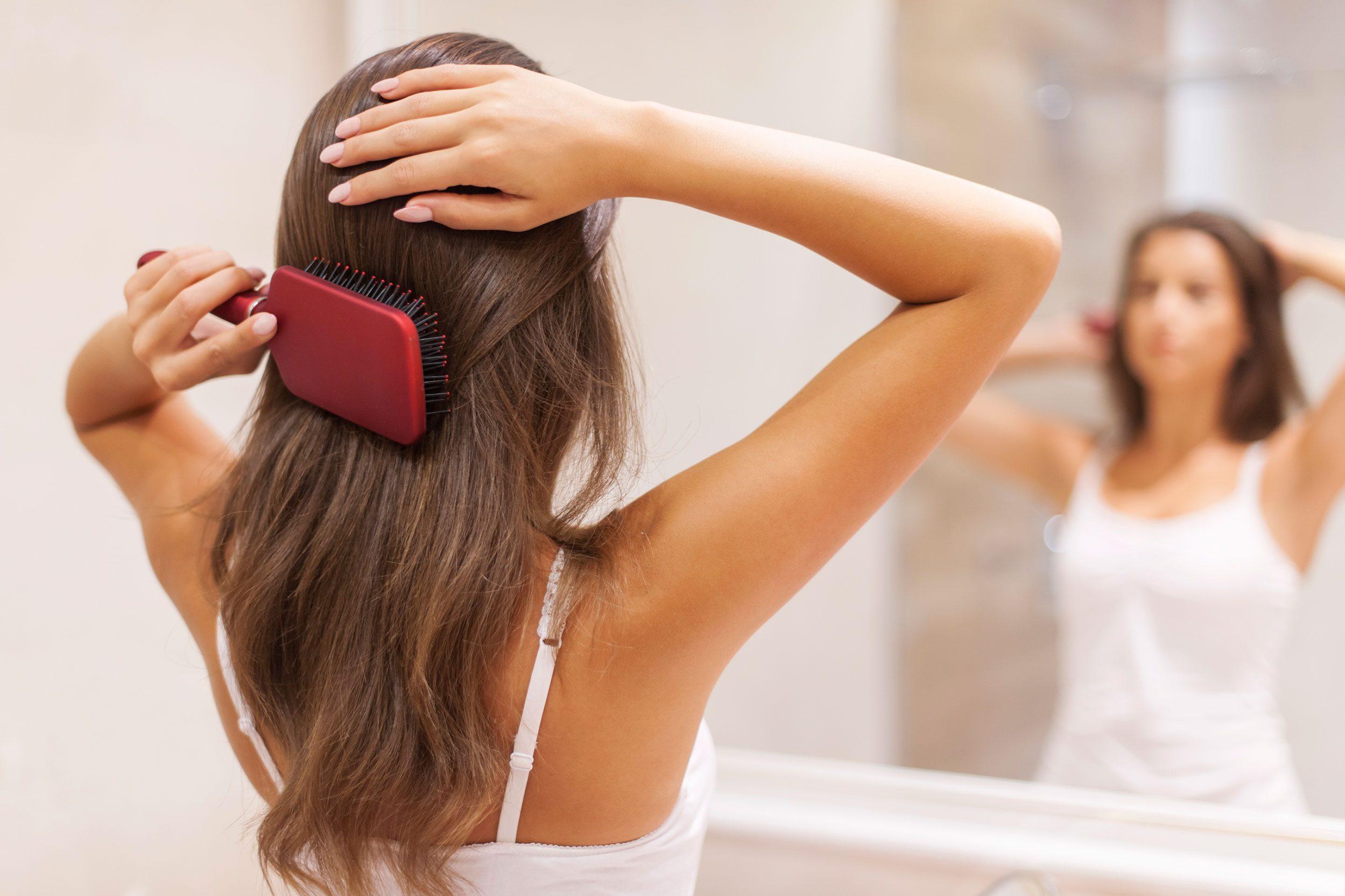Как привести свои волосы в порядок в домашних условиях