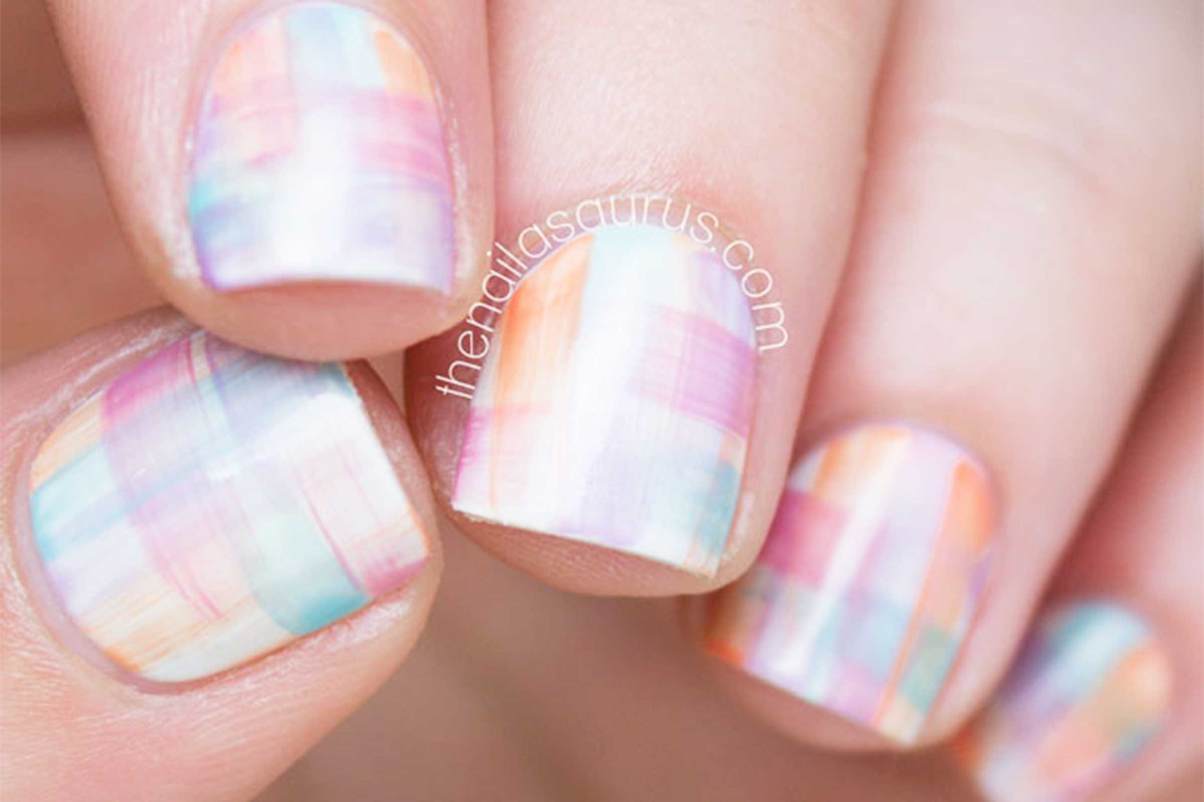 Nail Art Designs Easy Hacks For Diy Manicures Readers Digest