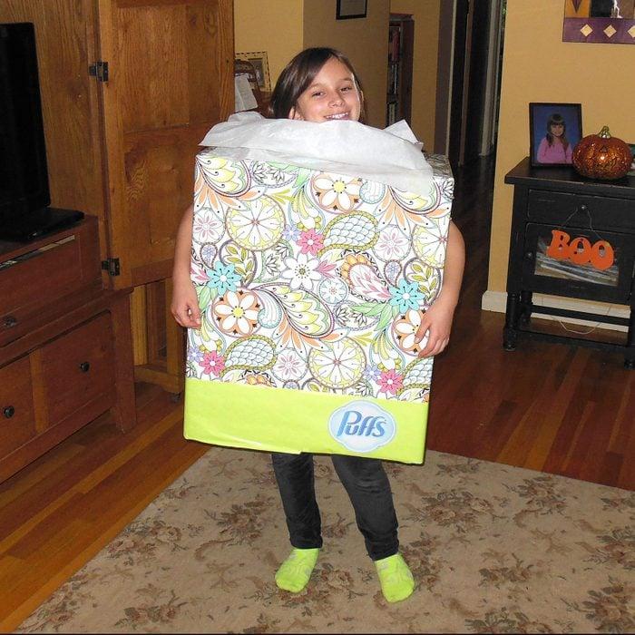 diy tissue box halloween costume