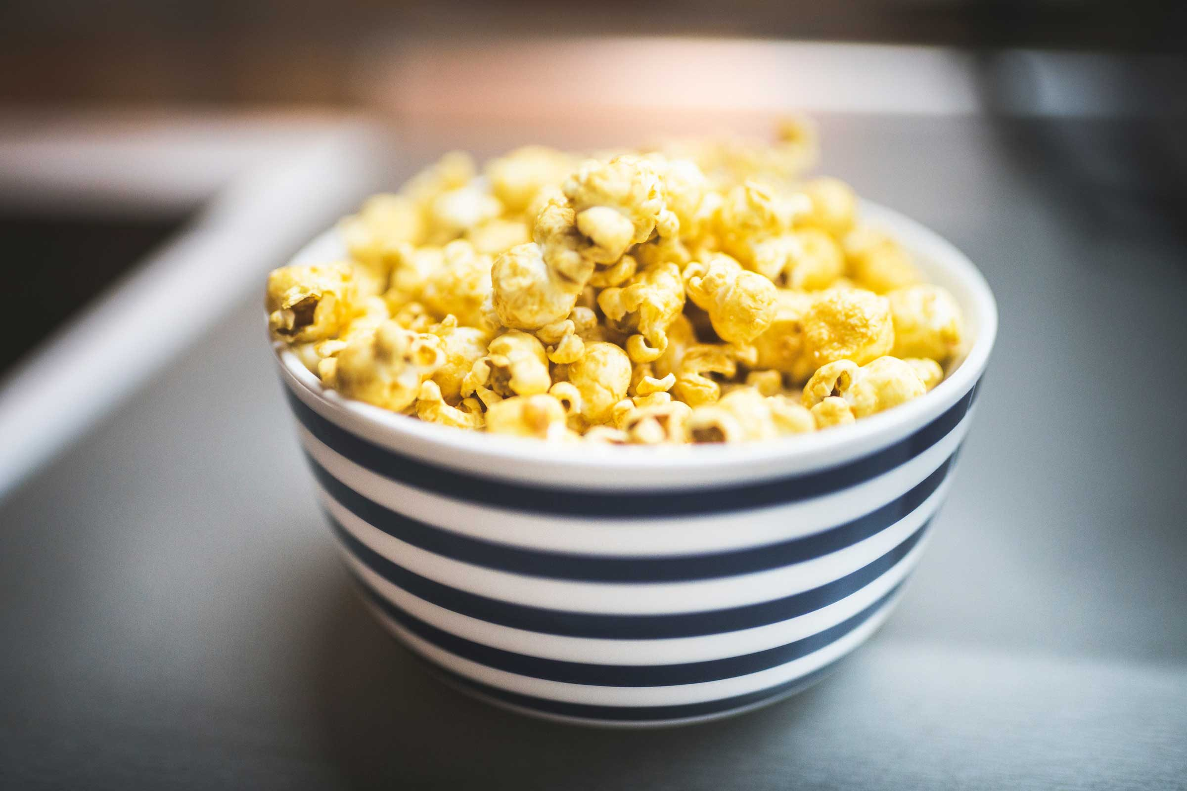 Popcorn May Help Fight Cancer