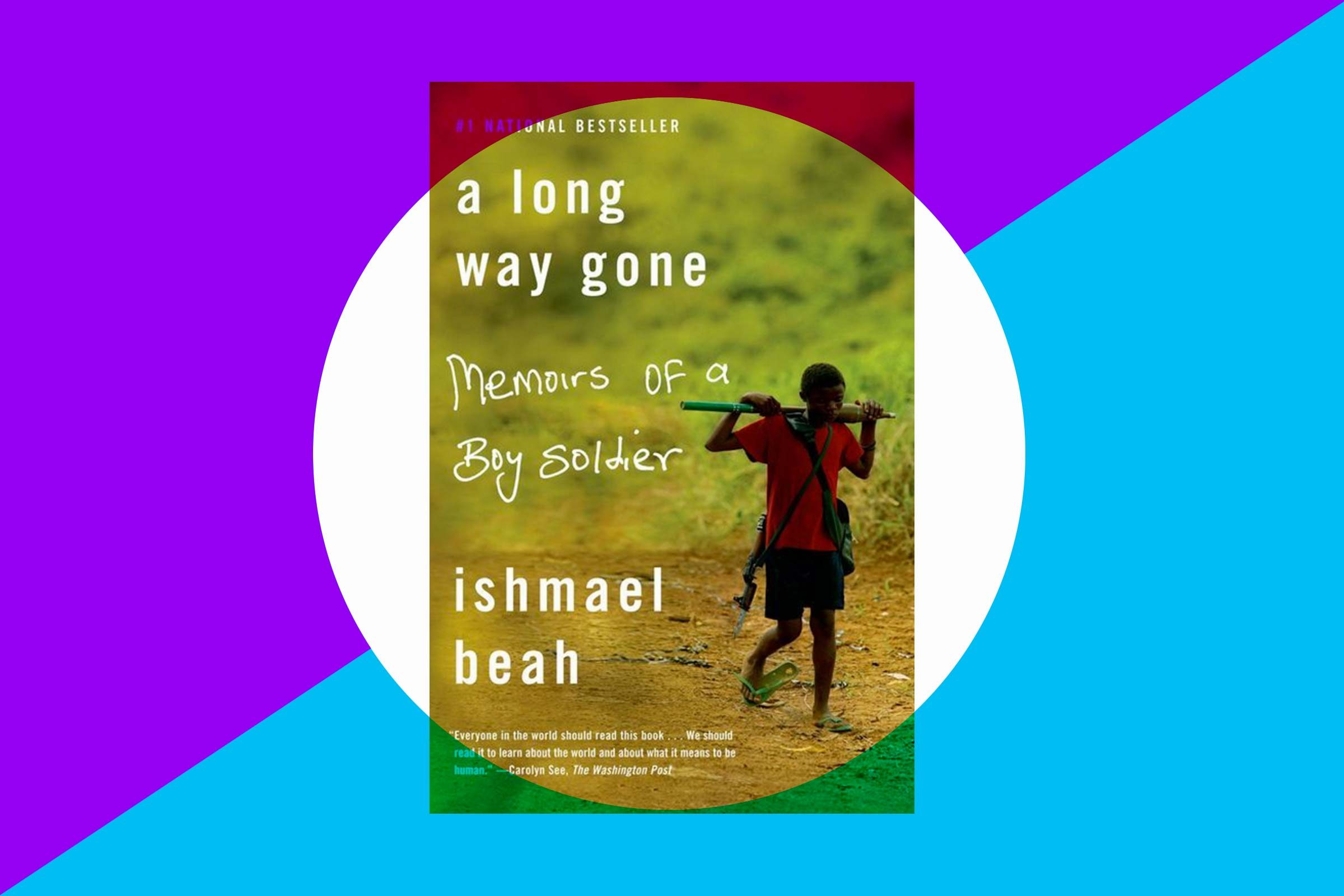 a literary analysis of a long way gone by ishmael beah