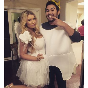 15 Adorable (and Clever!) Halloween Costumes Every Couple Has To Try