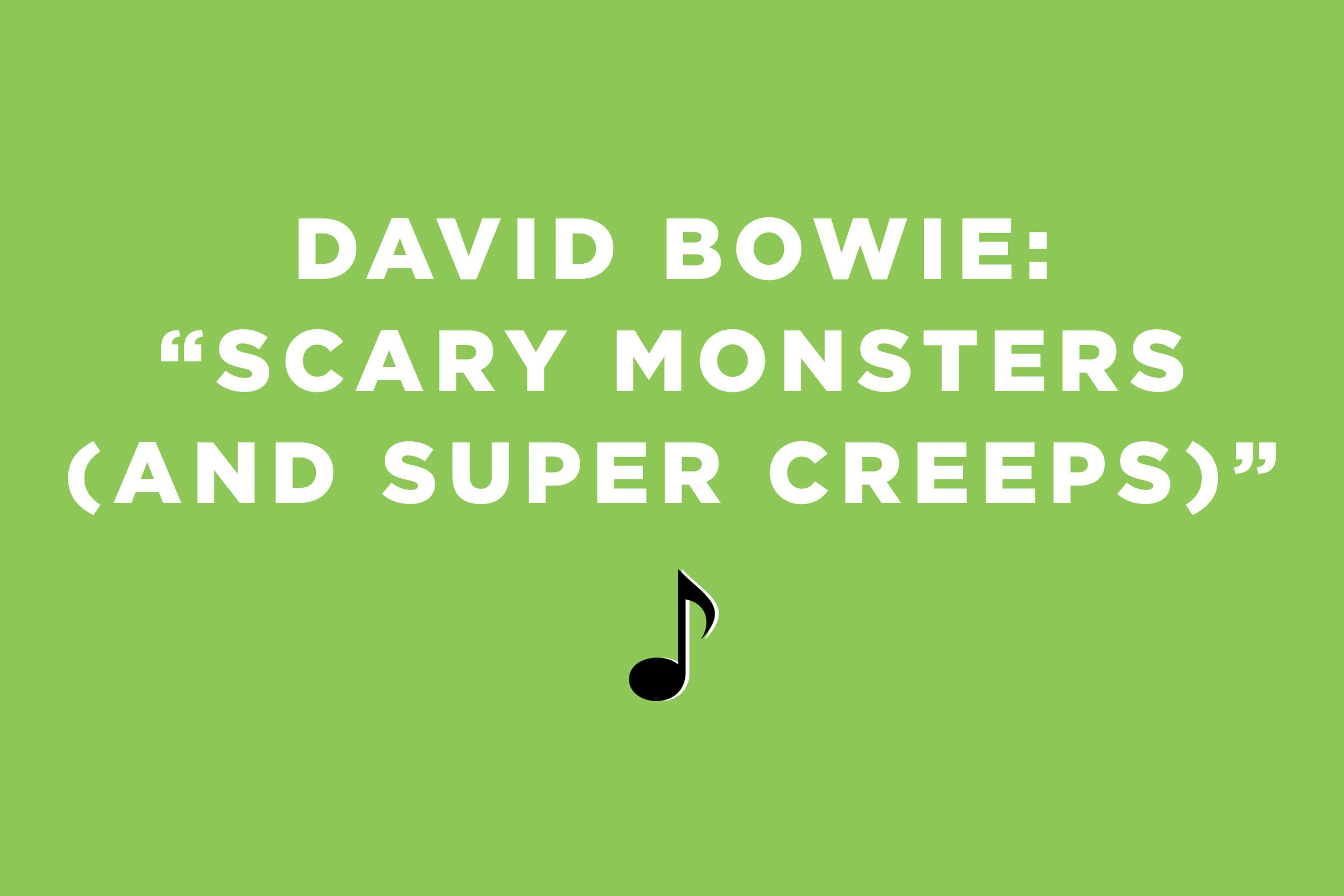 Scary Music: The Spookiest Songs of All Time | Reader's Digest